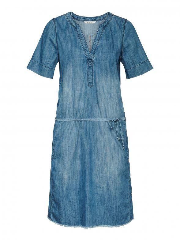 Denim dress Medium blue  - Sandwich SS16. Available at Exiv boutique for £99.00.