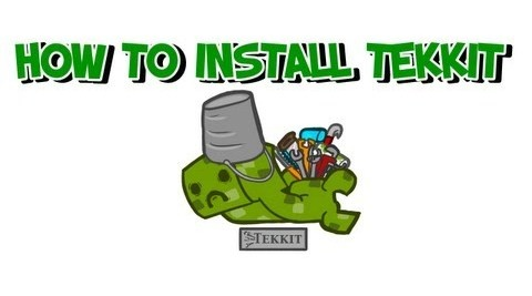 How to install Tekkit in your Minecraft Server ?  http://shr.tn/3MPG