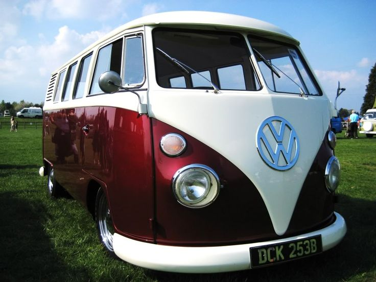 """Custom VW Bus 