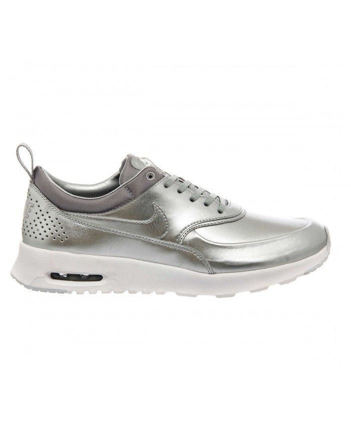 Nike Air Max Thea Shoes Black Light Grey White For Men,nike