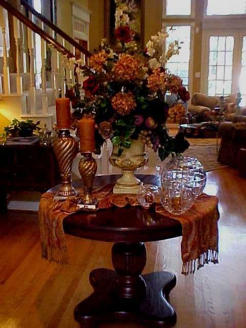 Autumn Living Room Decorating: 448 Best Tuscan Decor Images On Pinterest