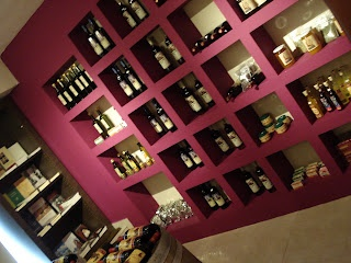 Interior spaces - ecclesiastical products store