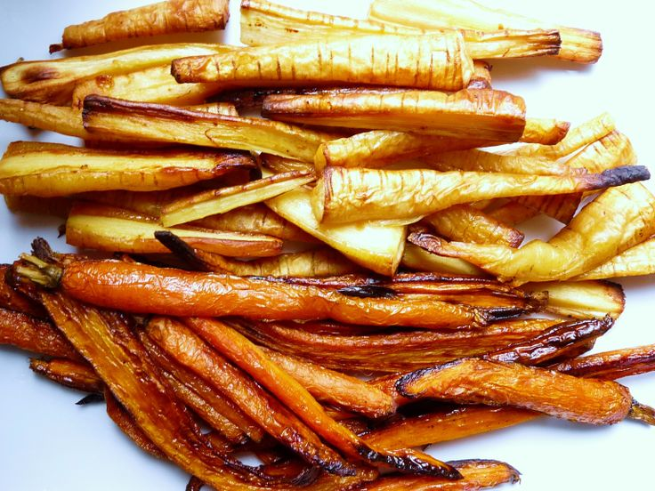 Baked Carrot and Parsnip Oven Fries with Chipotle Aioli Dipping Sauce ...