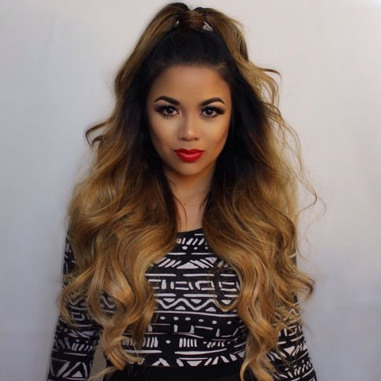 of the hair style 122 best weave addictt images on hair dos 8643