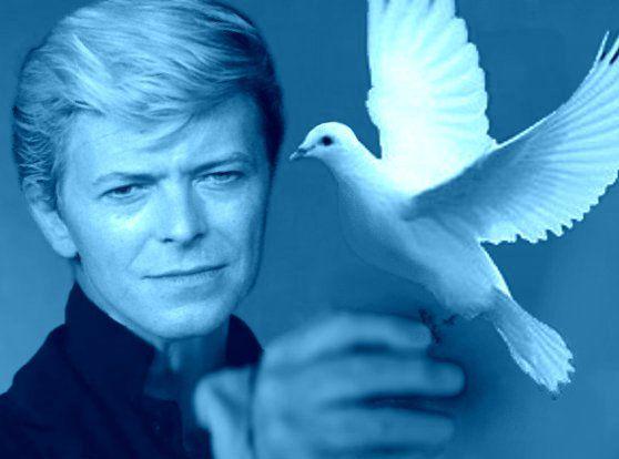 DAVID BOWIE - NECROMANCY * Death and Rebirth *** Szellemidézés: Halál és Újjászületés *** Complete writing - Teljes dokumentáció