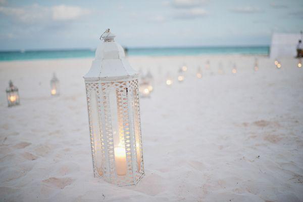 beach wedding reception ideas http://www.weddingchicks.com/2013/10/04/caribbean-destination-wedding-2/