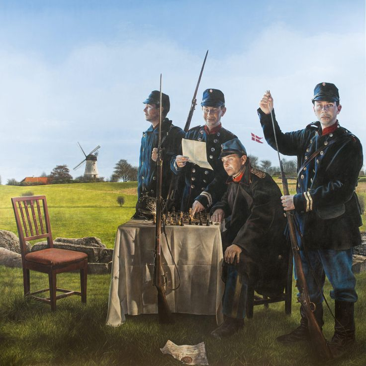 Danish soldiers
