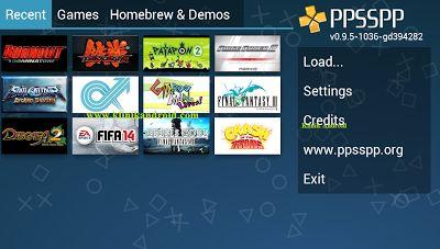 Kumpulan Games PPSSPP Android High Compress Terbaru dan Terlengkap