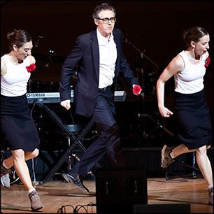 Ira Glass + 2 Dancers, Lisner Auditorium, Feb. 8.    UCSB Arts & Lectures - Performance Details