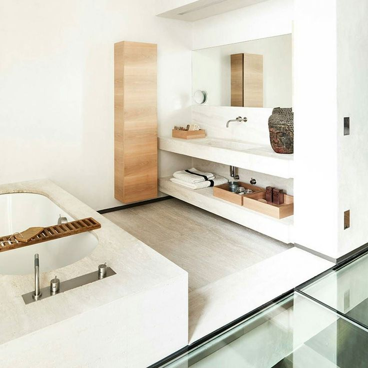 Il bagno: non chiamatelo più ultima stanza in fondo a destra. @AppLetstag #interior #design #interiordesign #home #decor #interiør #architecture #inspiration #homedecor #decoration #inredning #furniture #myhome #style #interior4all #art #livingroom #interiors #white #house #instahome #light #living #deco #bathroom #designer #vscocam #interior4you #interiordecorating #lighting by darioattilio