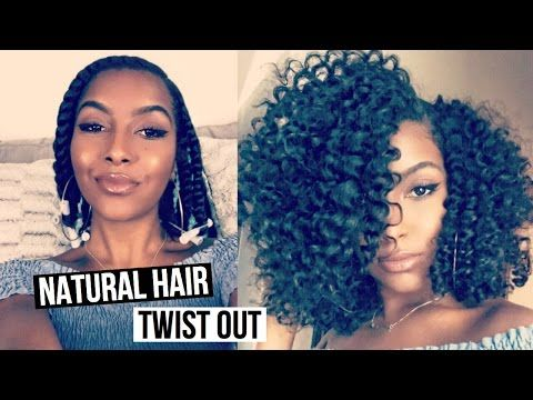 Quick And Easy Trick For Your Next Twist Out Using Curls Blueberry Bliss - Black Women's Natural Hair Styles - A.A.H.V