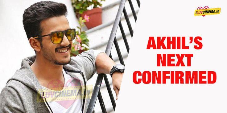 #Akhil's Next Confirmed  http://goo.gl/HVIJxY