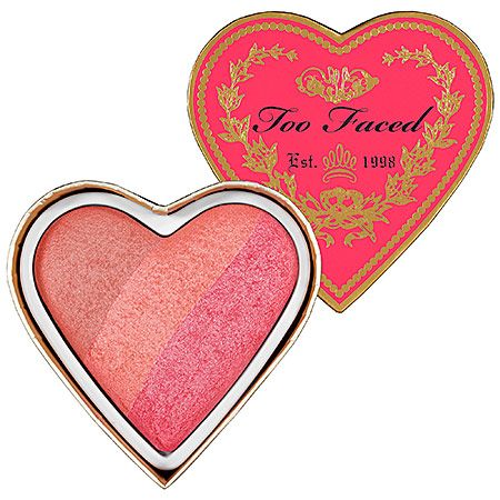 Sweethearts Perfect Flush Blush - Too Faced | Sephora--Too Faced is all natural and vegan. I love them