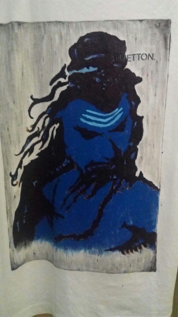 Shiva- painting