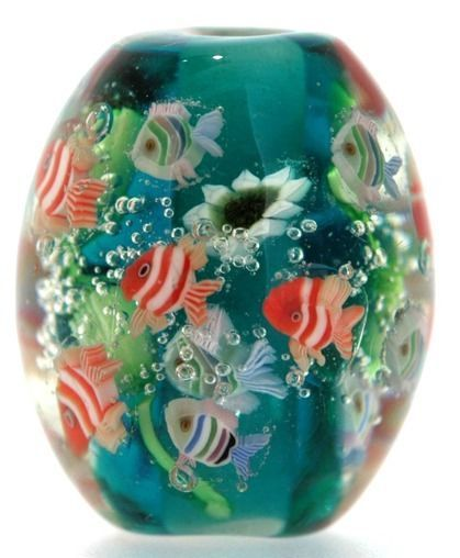 Ceramic Glass Beads reversadermcreamcom : ed0291ed8558ba1832e28181b7883491 sea world lampwork beads from reversadermcream.com size 419 x 508 jpeg 33kB