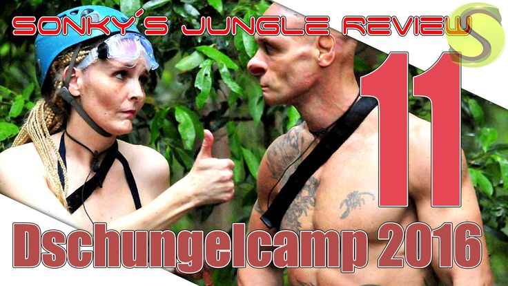 Dschungelcamp 2016 ▼ DAY 11 ▼ Sonky´s Jungle Review▼