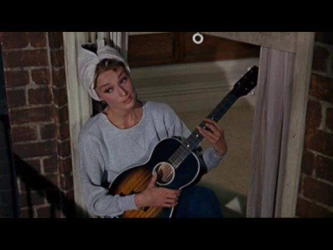 Audrey Hepburn- Moon River- Breakfast at Tiffany's