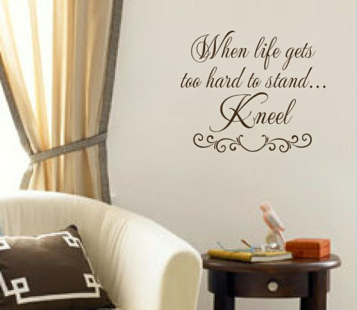Best Put The Writing On The Wall Images On Pinterest Vinyl - How do you install a wall decal suggestions