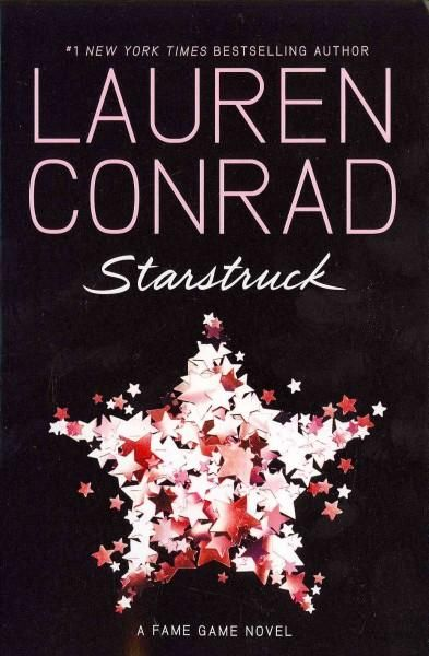Lauren Conrad, star of the hit MTV reality series The Hills , brings her insider knowledge to Starstruck , the second book in the Fame Game series. In Starstruck , Madison isnt getting much screen tim
