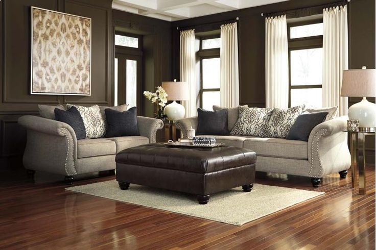 Albany Sofa 6 Loveseat Collection