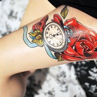 #tattify #tattoo #ink Tathunting for leg tats