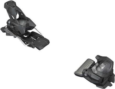 Tyrolia Attack 13 B110 Ski Bindings Solid Black Din 4 - 13