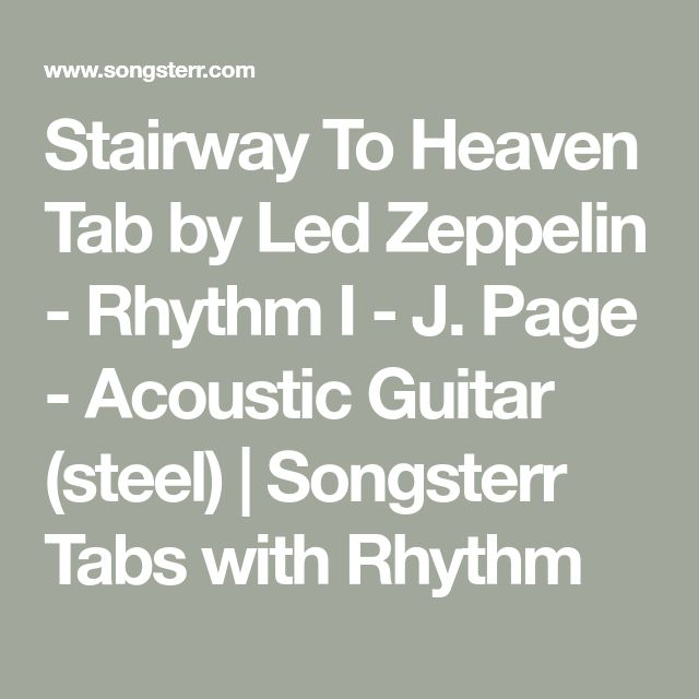 Best 25+ Led Zeppelin Tabs Ideas On Pinterest