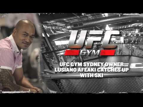 UFC Gym Sydney co-owner Lusiano Afeaki talks about his love for rugby and fitness and what made him become a UFC Gym owner. Check out the full interview: