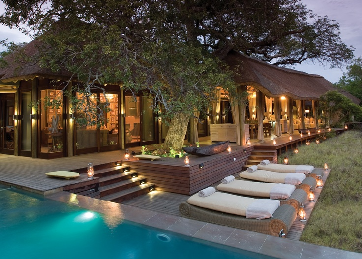 Experience a private #safari holiday with a flexible schedule at The Homestead at Phinda - an award-winning villa in the Phinda Private Game Reserve in KwaZulu-Natal. #SouthAfrica #SecretAfrica