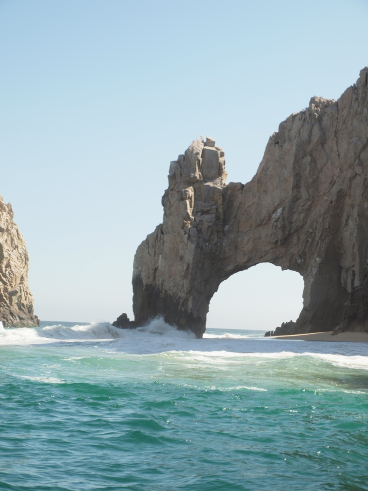 Cabo San Lucas - México  Another pic of The Arc