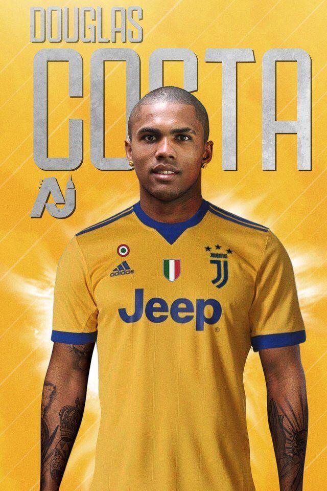 Douglas Costa #Juventus