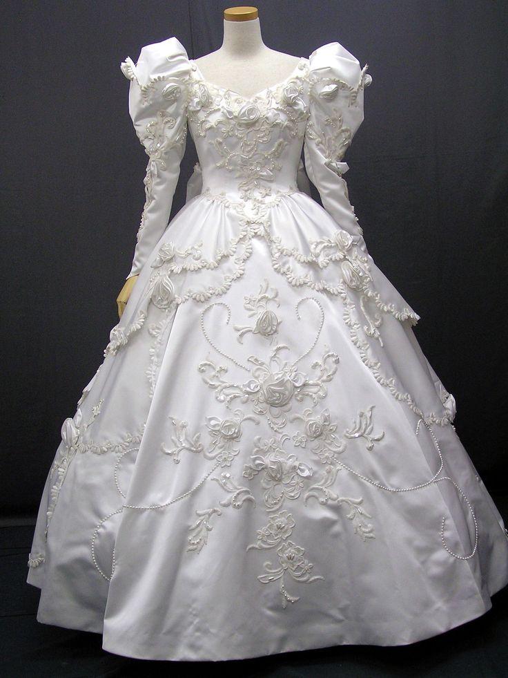 602 best Brautkleider images on Pinterest   Short wedding gowns ...