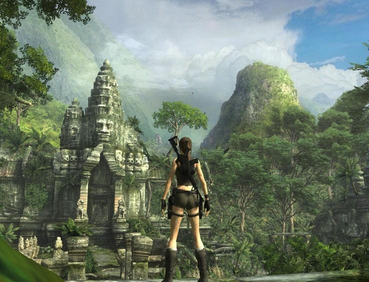 Tomb Raider Underworld - Thailand