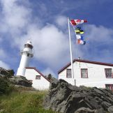 Lobster Cove Lighthouse