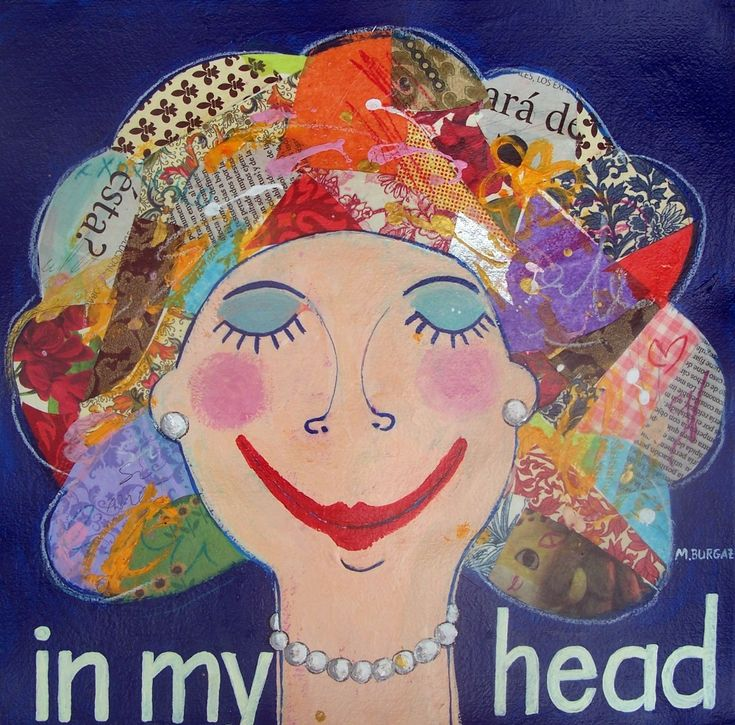 In My Head - http://www.contemporary-artists.co.uk/paintings/in-my-head/
