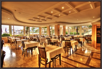 Restaurants (indoor and outdoor with a capacity of 400 people)  Alanya