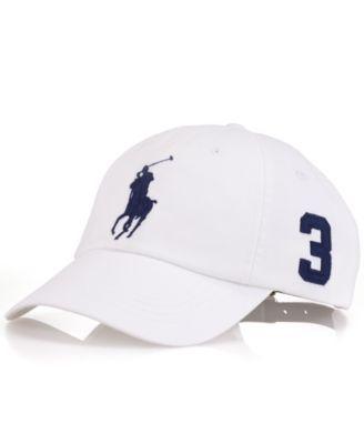 Polo Ralph Lauren Classic Chino Sports Cap   macys.com