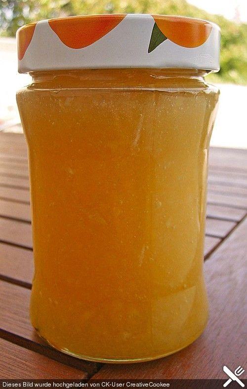 Apfel - Kürbismarmelade, ein tolles Rezept aus der Kategorie Herbst…