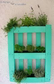cajas de plastico para jardines verticales - Buscar con Google