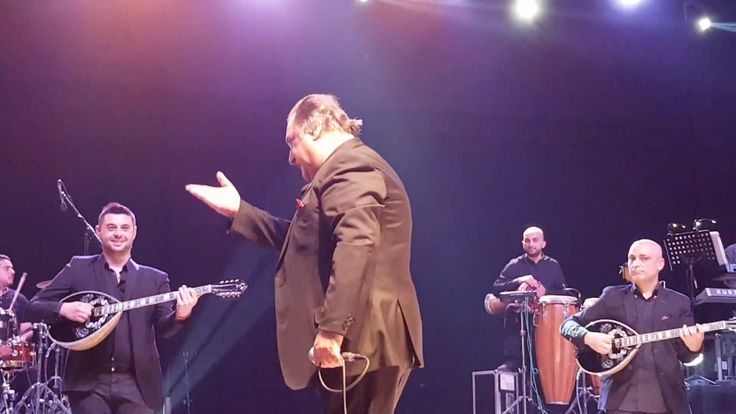 Vasilis Karras - Sofia live