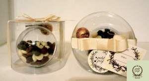 Bolinha de chocolate belga   partyof30
