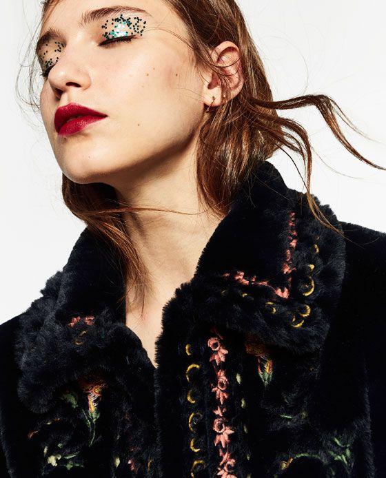 28 Best GRAZIA | Autumn/Winter Coats Images On Pinterest | Winter Coats Leopard Print Coat And ...