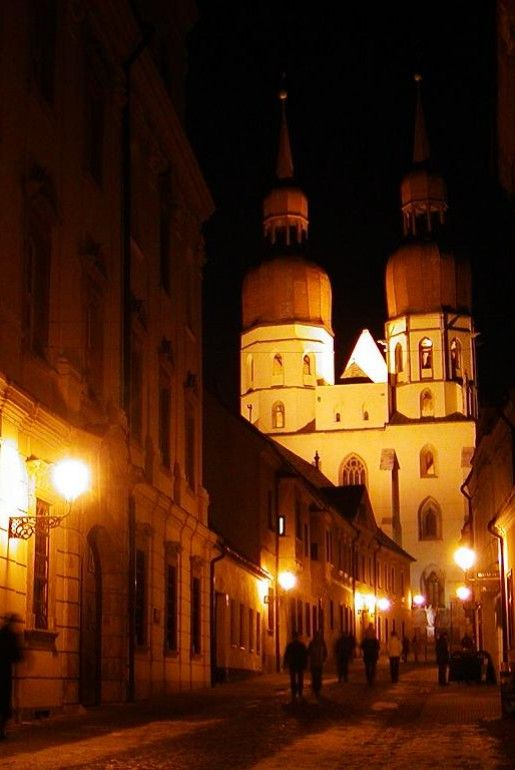 """Trnava: Little Rome : One of the Slovakia's most beautiful cities, Trnava is often called """"Little Rome"""" among locals. Discover its hidden wonders. @buggl"""