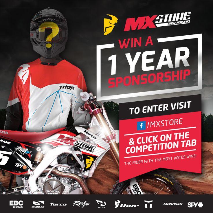 105 best Sponsorship Pkg images on Pinterest Brochures, Posters - motocross sponsorship resume