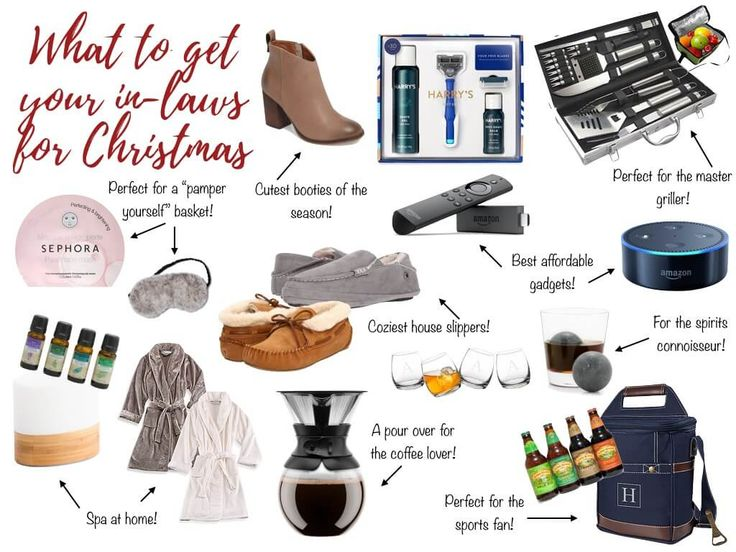 gifts for inlaws on wedding day