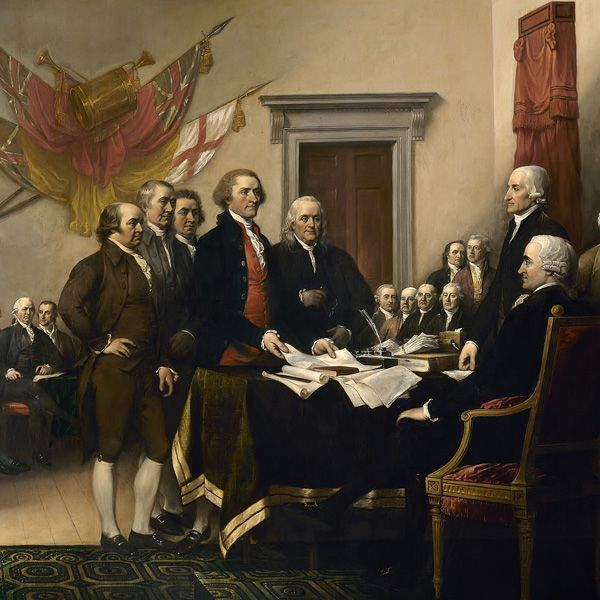 Consequential Contribution of Founding Fathers to America - Essay Example