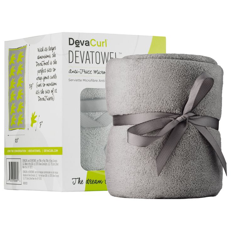 Deva Curl Devacurl Devatowel Anti-frizz Microfiber Towel