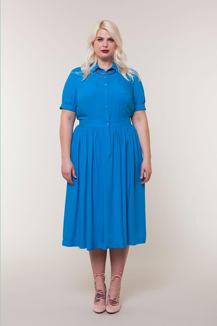 17 besten Colette - Penny Bilder auf Pinterest   Kleid nähen ...