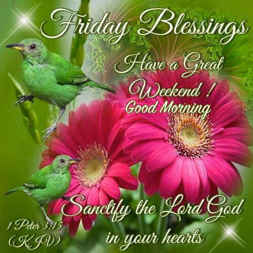Good Morning Blessings In Spanish : Best friday blessings images on pinterest buen dia