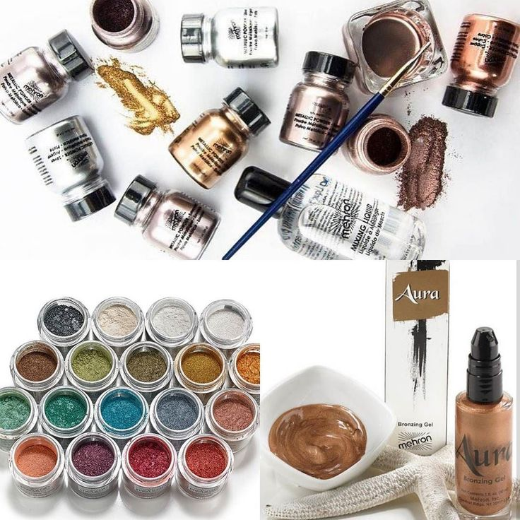 Summer inspires shimmery vibes of saturated hues and subtle metallics. Check out today's blog for a few ways you can shimmer this summer.  https://mehronblog.blogspot.com/2017/06/soft-summer-shimmer.html  Did you know that we carry these stunning metallics for theatrical or everyday use? We do! Check out one of our locations or our website www.arlenescostumes.com  #makeup #theatricalmakeup #mehron #mehronmakeup #specialfxmakeup #goldmetallic #gold #metallic